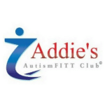 Addies Autism FITT Club Logo